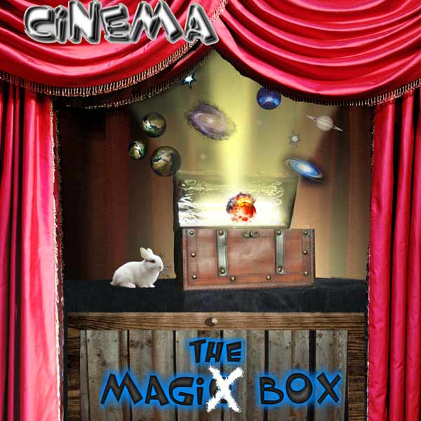 Cinema – The MagiX Box. Reinhören im Cinema Online Shop.